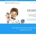 Website-Thumbnail für abc-kinderbetreuung.at