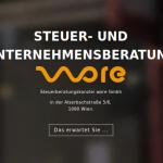 Website-Thumbnail für wore.at